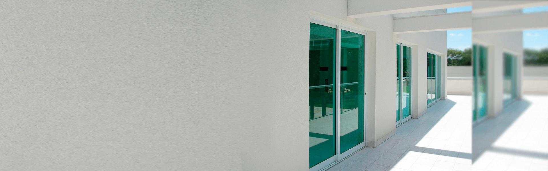 Projeto Cristal Glass de Esquadrias de PVC