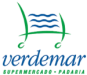 Logo da Verdemar Cliente da Cristal Glass